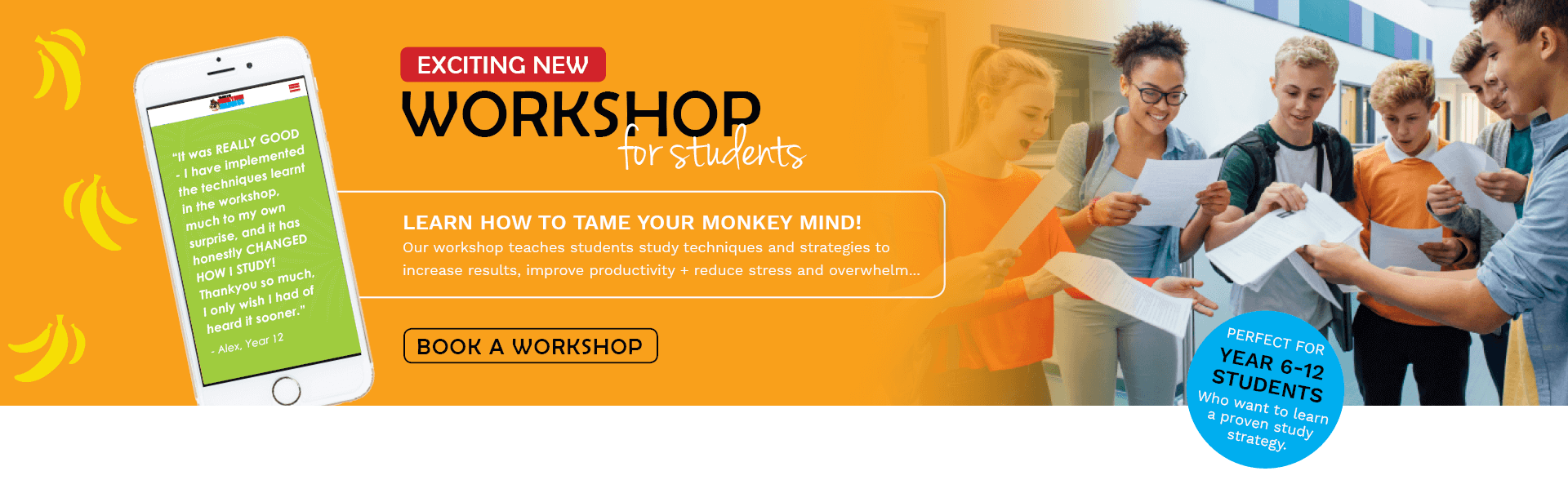 Book a Workshop